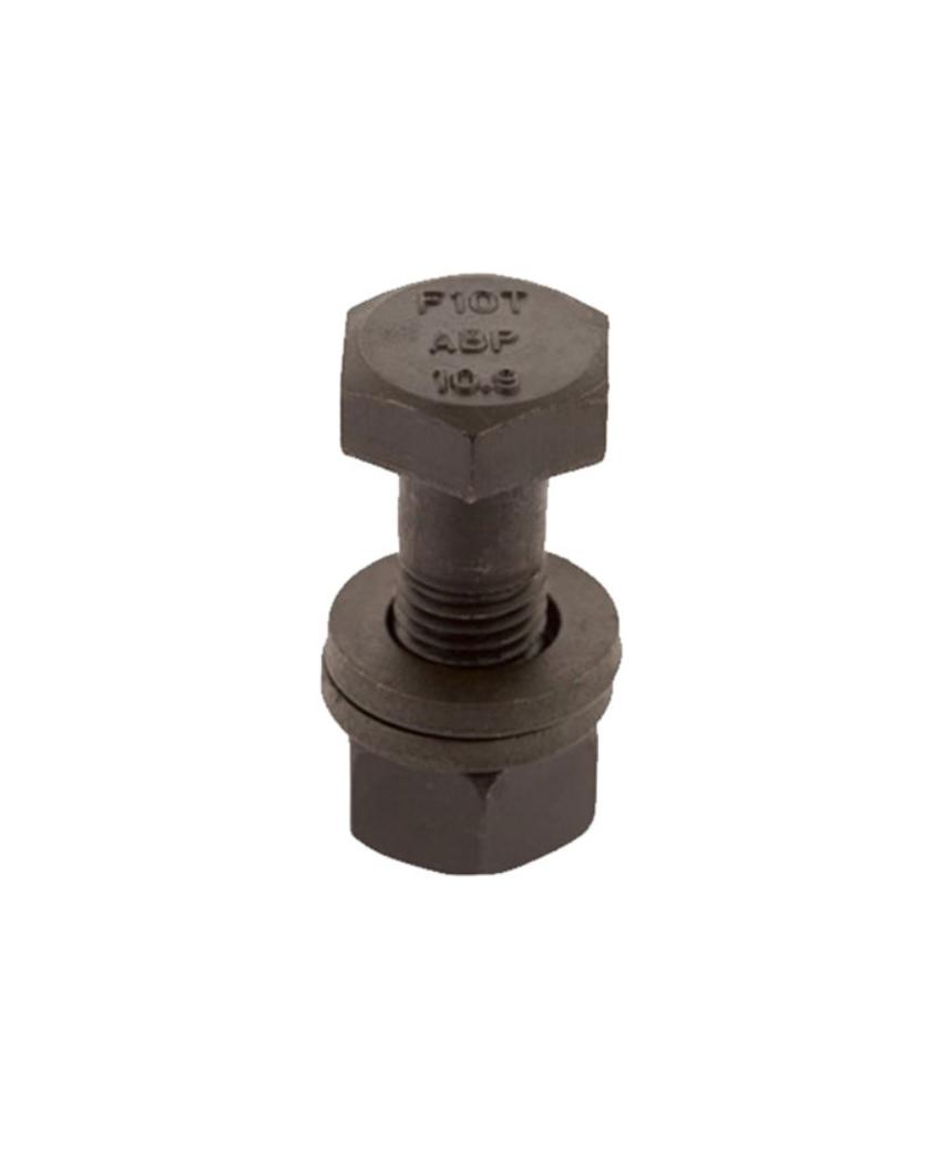 screw , bolt , 2 ring F10T