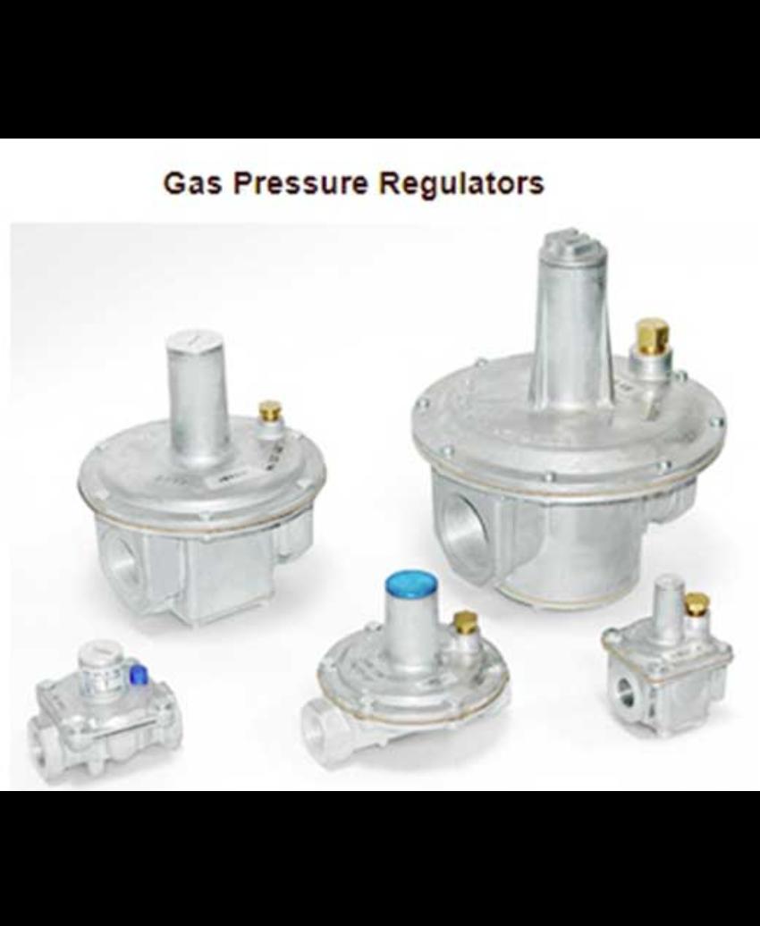 MAXITROL Gas Pressure Regulators