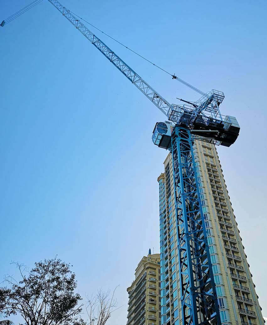 Tower Crane Elmak ម៉ាក EML 4015