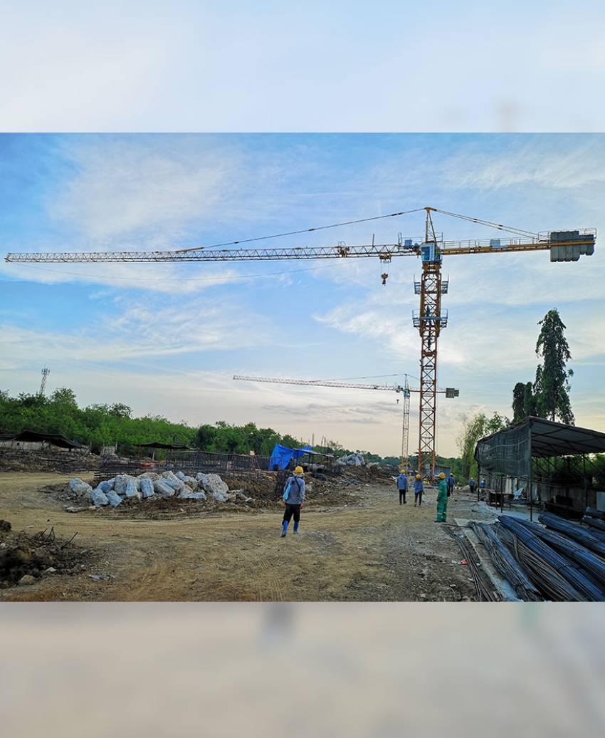 Tower Crane Potain ម៉ាក SP 175