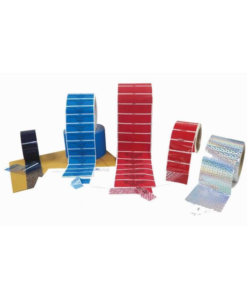 Security Printing Foils
